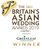 Phantom Hire has won the 3th Britain's Asian Wedding Awards 2019