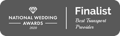 Phantom Hire is finalist for the Best Transport Provider at the National Wedding Awards