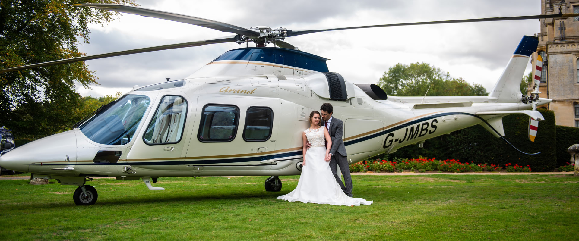 Phantom Hire Helicopter Charter Service throughout UK, Ireland and Europe