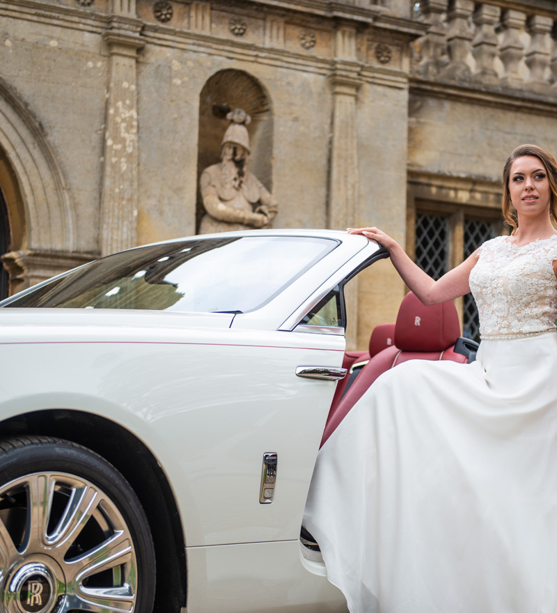 Phantom Hire Signature Wedding Package