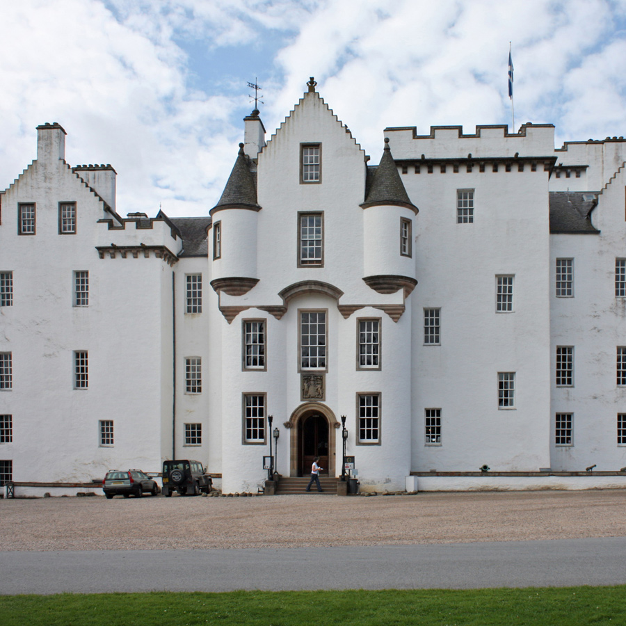 Photo of the Blair Castle in Perth