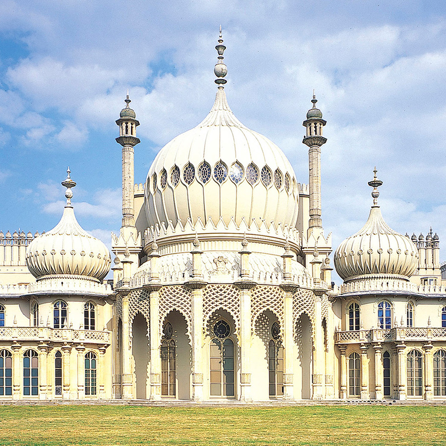Photo of the Royal Pavilion in Brighton