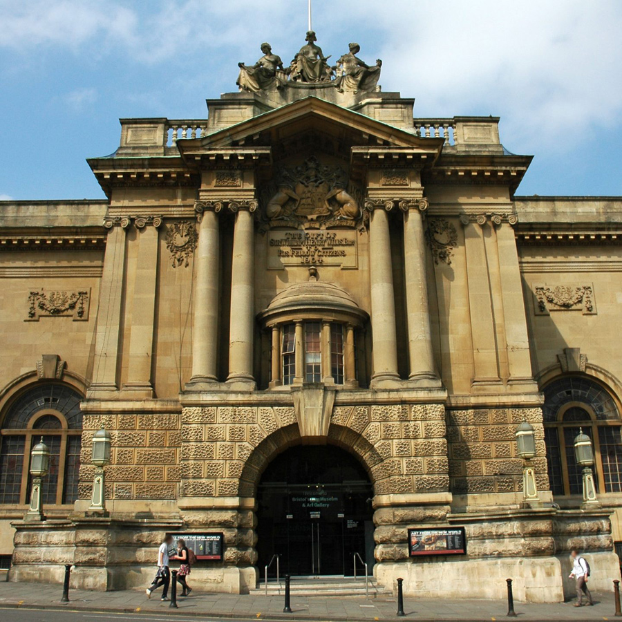 Photo of the Bristol Museum and Art Gallery