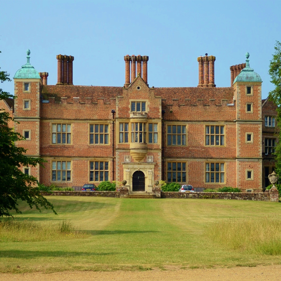 Photo of the Chilham Castle in Canterbury
