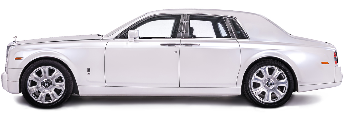 Rolls Royce Phantom Project Kahn Side View