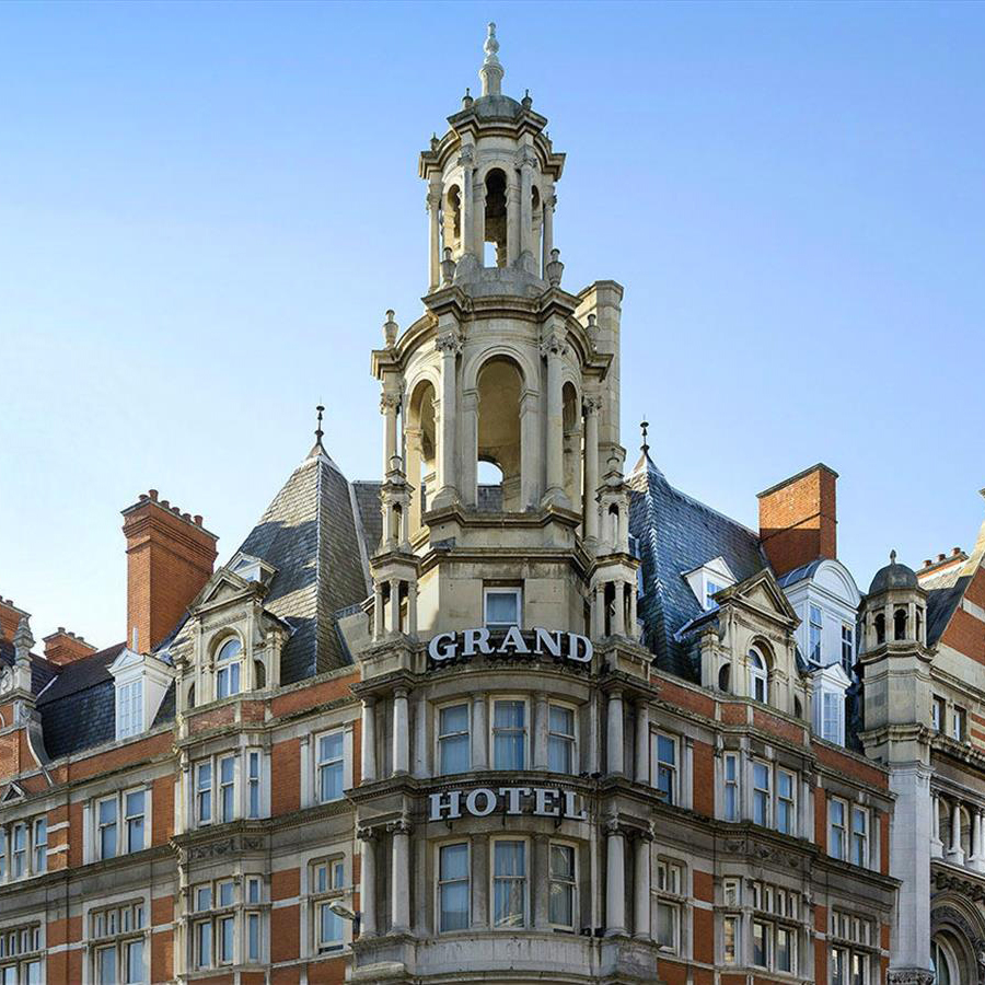 Photo of the Mercure Grand Hotel in Leicester