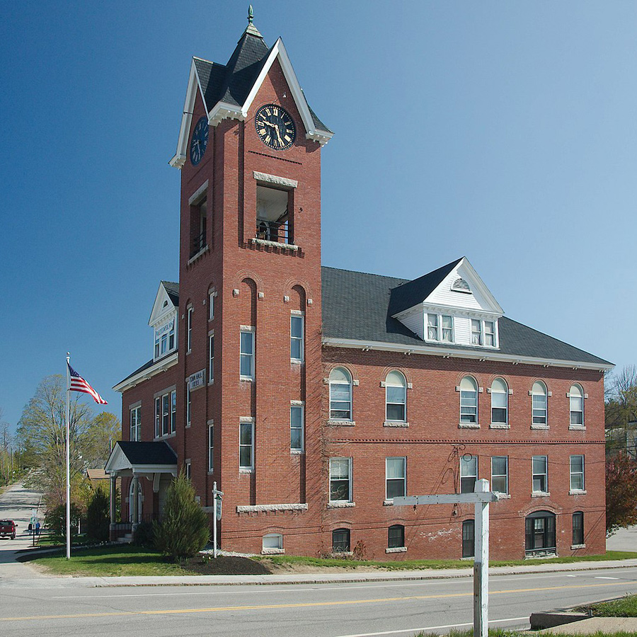 Photo of the Wakefield Town Hall