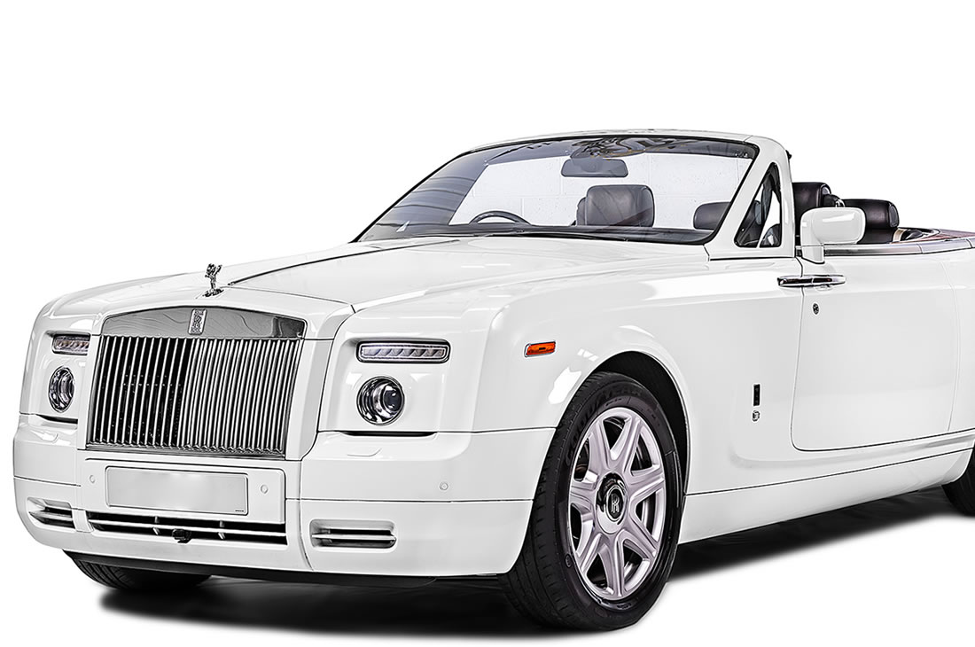 Phantom Hire Fleet of Rolls Royce Vehicles