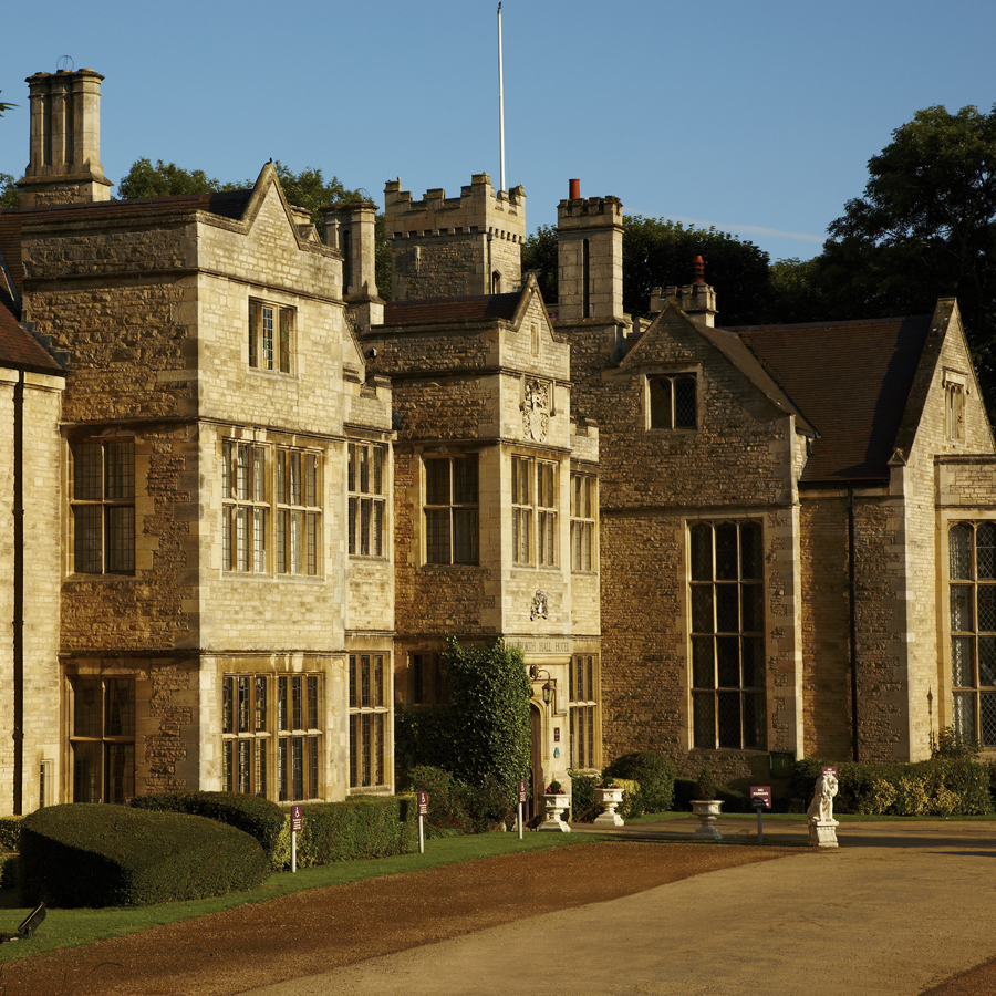 Photo of Bedworth Hall in Durham